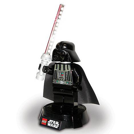 LEGO - Darth Vader+ desk lamp