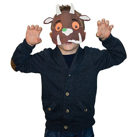 The Gruffalo - Make and play mask