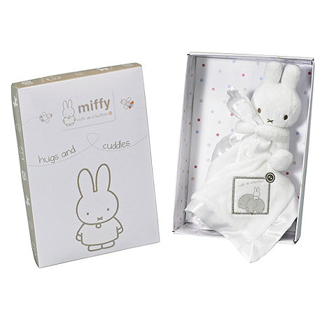 Miffy - Cute as a button blanket