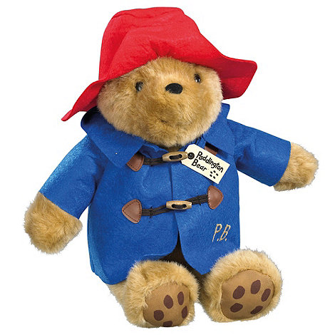 Paddington Bear - Large Cuddly Classic bear