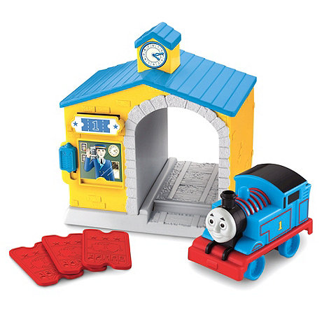 Thomas & Friends - Sodor Ticket Station