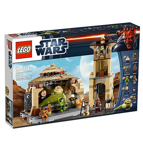 LEGO - STAR WARS Jabba+s Palace - 9516