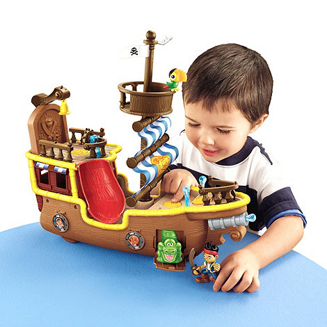 Jake & The Neverland Pirates - Jake's Pirate Ship Bucky