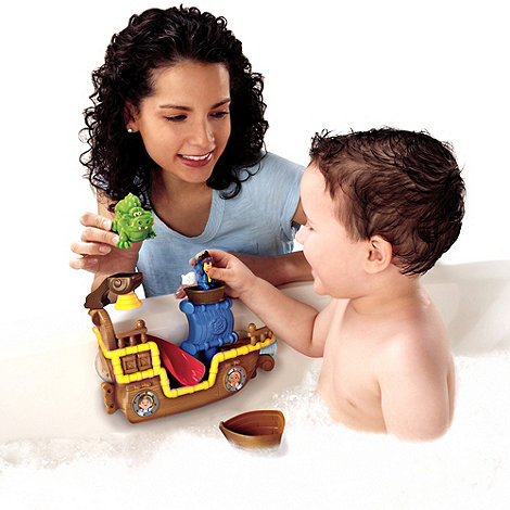 Jake & The Neverland Pirates - Splashin+ Bucky Bath Toy