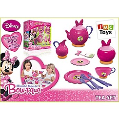 Minnie Mouse Bow-Tique - Tea Set