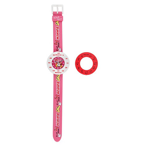 Disney - Minnie mouse time teacher watch
