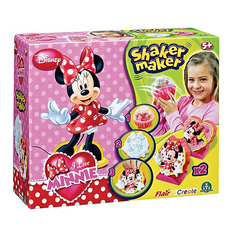 Minnie Mouse - Minnie Mouse Shaker Maker