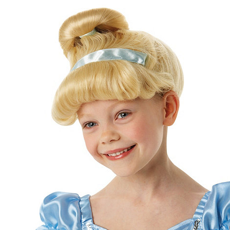 Disney Princess - Girl+s Cinderella wig