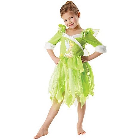 Disney Fairies - Girl+s Tinkerbell dress