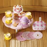 Sylvanian Families Children's Tea Party