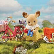 Sylvanian Families Cycling Adventure Set