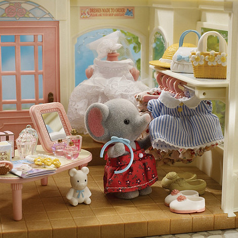 Sylvanian Families - Dress Shop