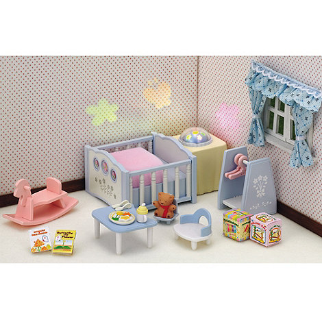 Sylvanian Families - Nightlight Nursery Set