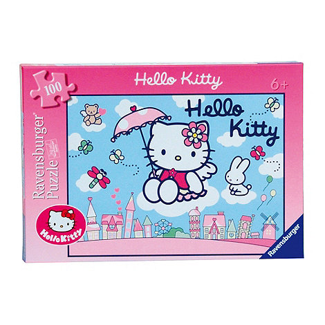 Hello Kitty - Ravensburger XXL100 Puzzle