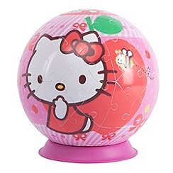 Hello Kitty - Sweet to the Core 3D Puzzle , 72pc