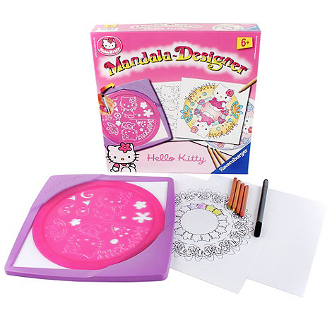 Hello Kitty - Mandala-Designer