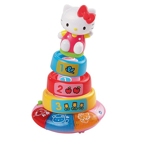 Hello Kitty - Stack & Learn