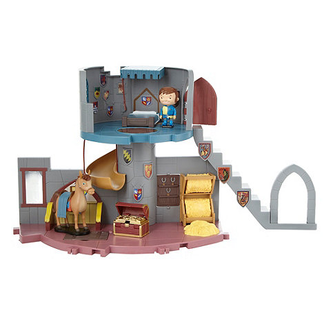 Mike the Knight - Deluxe Glendragon Playset