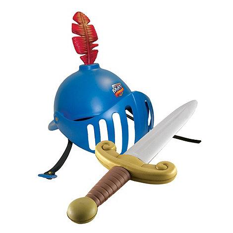 Mike the Knight - Foam sword & helmet