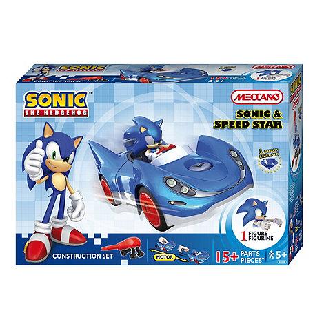 Meccano - Sonic The Hedgehog - Sonic & Speed Star