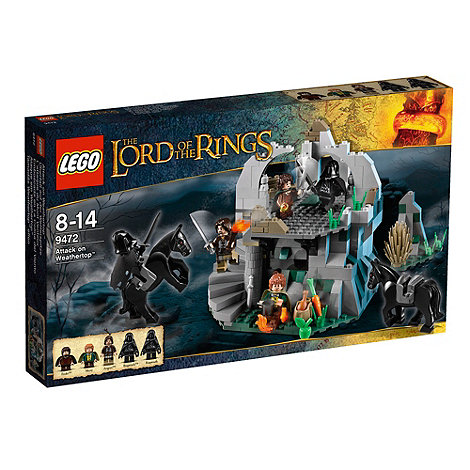 LEGO - The Lord of the Rings Attack on Weathertop - 9472