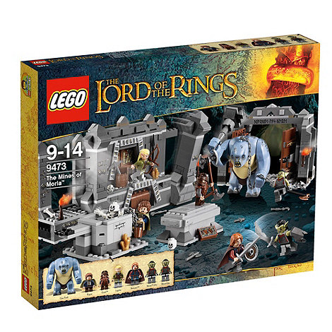 LEGO - The Lord of the Rings The Mines of Moria - 9473