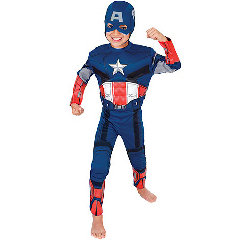 The Avengers - Boy+s Captain America costume