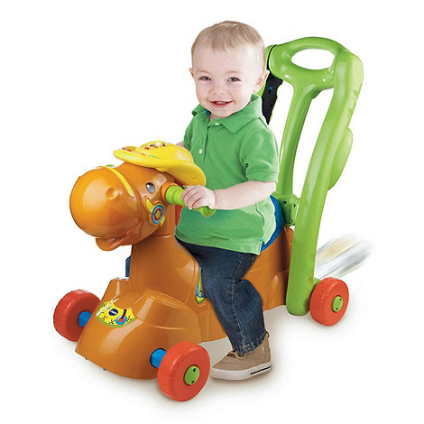 VTech - 2-in-1 ride-on rocker