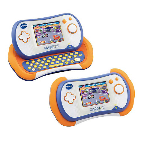 VTech - MobiGo 2 Touch Learning System with Cars 2