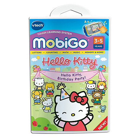 VTech - Mobigo Software: Hello Kitty