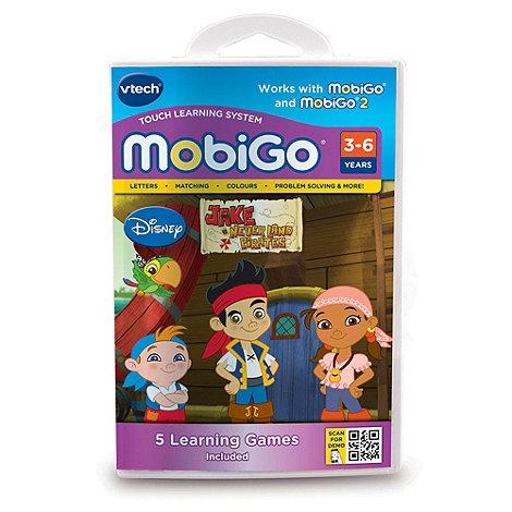 VTech - Mobigo Software: Jake and the Neverland Pirates