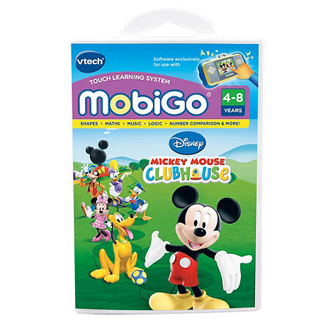 VTech - Mobigo Software: Mickey Mouse Clubhouse: Pluto+s Ball