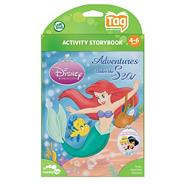 LeapFrog Tag  Activity Storybook Disney Princess: Adventures Under the Sea