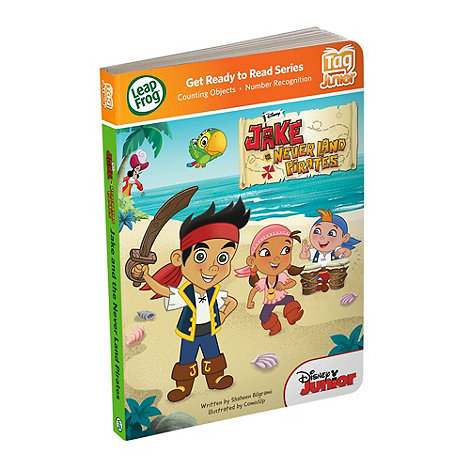LeapFrog - Tag  Junior Jake and the Neverland Pirates Book