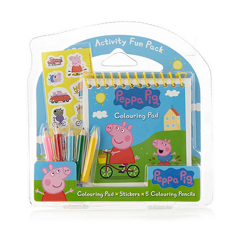 Peppa Pig - Activity fun pack