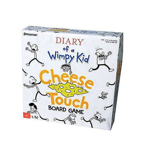 Paul Lamond Games - Dairy of a Wimpy Kid game