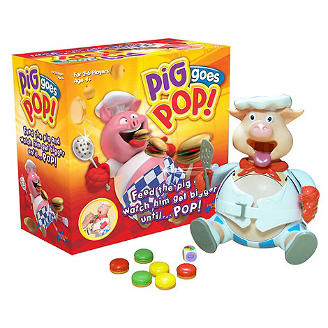 Drumond Park - Pig goes pop game