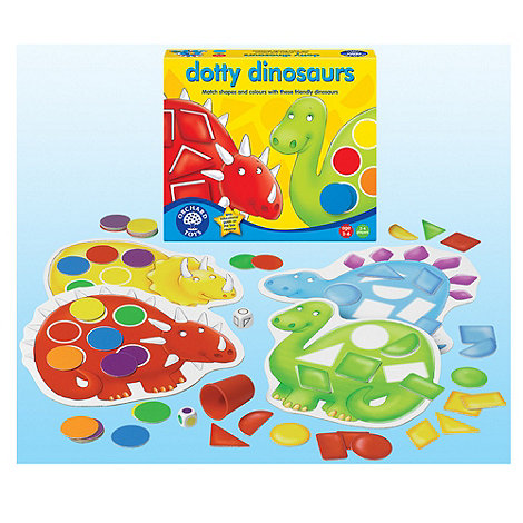 Orchard Toys - Dotty Dinosaur game