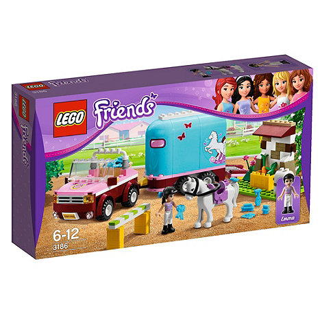 LEGO - Friends Emma+s Horse Trailer - 3186