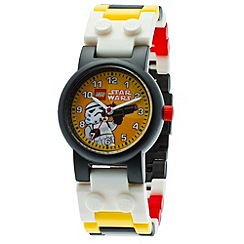 LEGO - Star Wars Storm Trooper watch