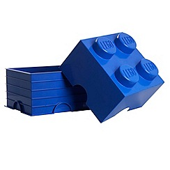 Lego - Blue storage brick 4