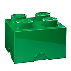 Lego - Green storage brick 4