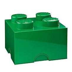 LEGO - Green storage brick 4
