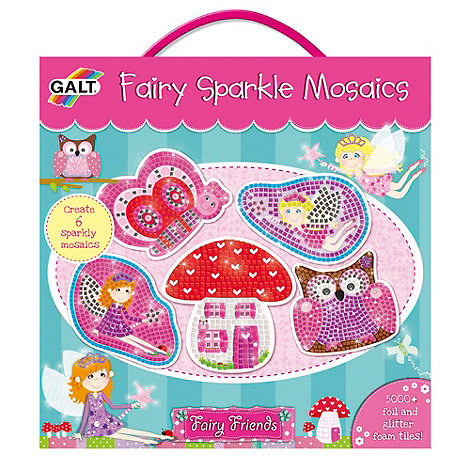 Galt - Fairy Sparkle Mosaics