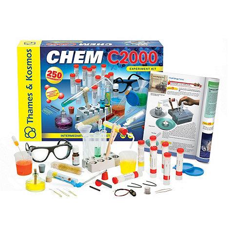 Thames & Kosmos - Chem C2000 chemistry set