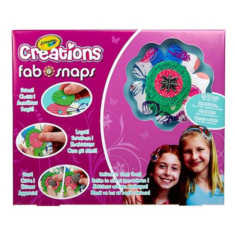 Crayola - Fab Snaps