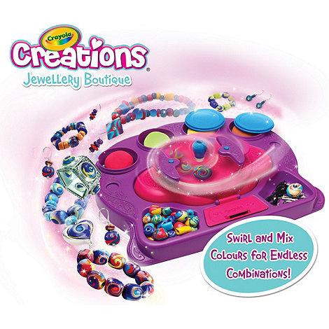 Crayola - Creations Jewellery Boutique