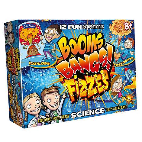 John Adams - Booms, Bangs, Fizzes