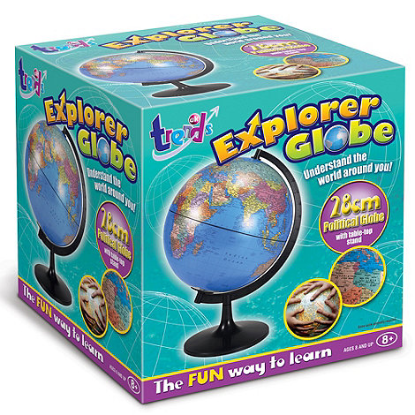 Trends - Explorer Globe