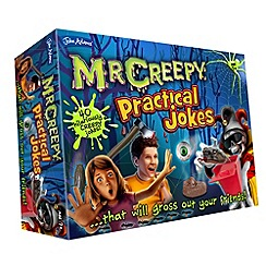 John Adams - Mr Creepy Practical Jokes